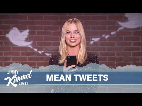 Celebrities Read Mean Tweets #10 (видео)