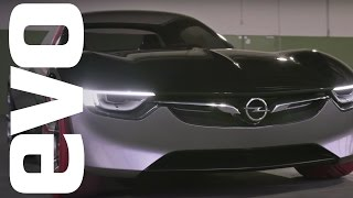 Vauxhall GT Concept - the next-gen affordable sports car? | evo UNWRAPPED by EVO Magazine