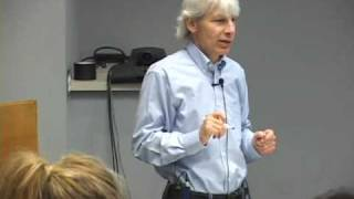 Genetic Engineering And Society, Lecture 8a, Honors Collegium 70A, UCLA