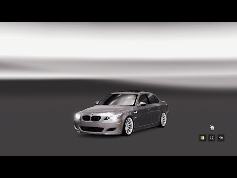 BMW 5 Series Pack (M5 & 520d) v2
