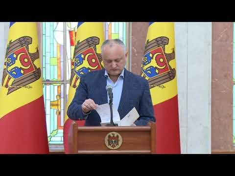 Președintele Republicii Moldova a condus ședința ordinară a Centrului unic de comandă pentru gestionarea crizei provocate de coronavirus