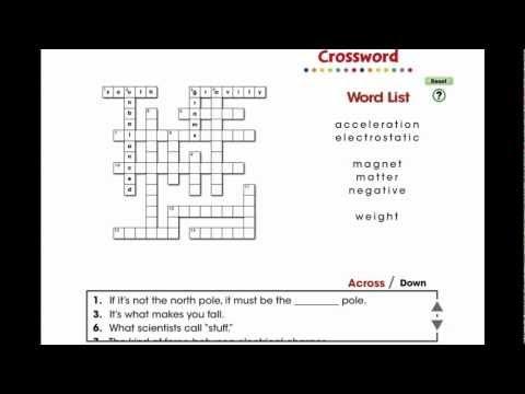 CC7553 Force: Crossword Mini