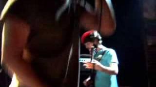 Dance Gavin Dance-Me And Zoloft Get Along Just Fine [LIVE]
