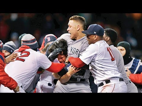 Aaron Judge Career Highlights Vs. Red Sox | HD