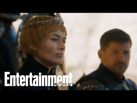 'Game Of Thrones' Season 7 Finale Title And Length Revealed | News Flash | Entertainment Weekly (видео)