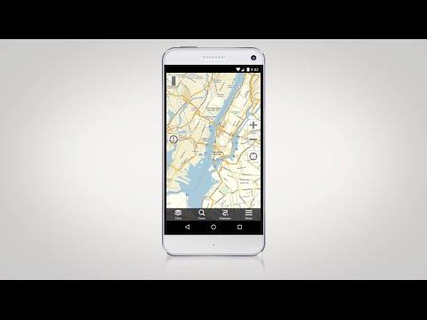 Video of Yandex.Maps