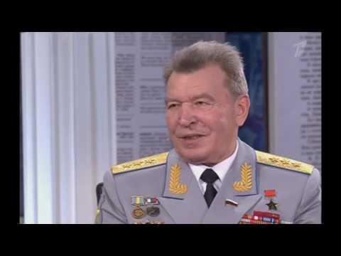 Генерал-полковник Антошкин об НЛО