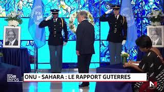 Video Sahara marocain: le rapport de Guterres MP3, 3GP, MP4, WEBM, AVI, FLV November 2018