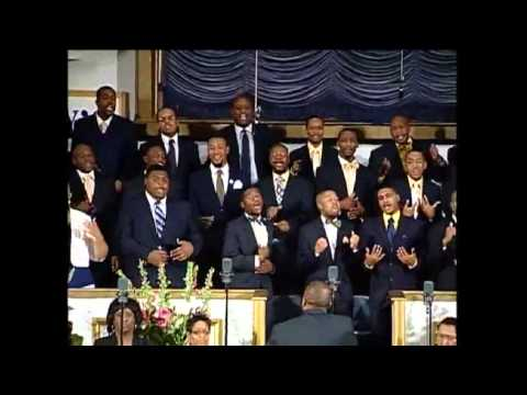 I'll Bless the Lord At All Times - GMCHC Celebration Choir