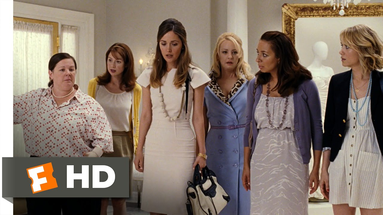 Bridesmaids Official Trailer #1 - (2011) HD