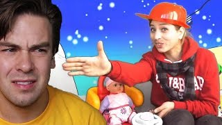 Video The Weird World of Children's Content on YouTube MP3, 3GP, MP4, WEBM, AVI, FLV November 2018
