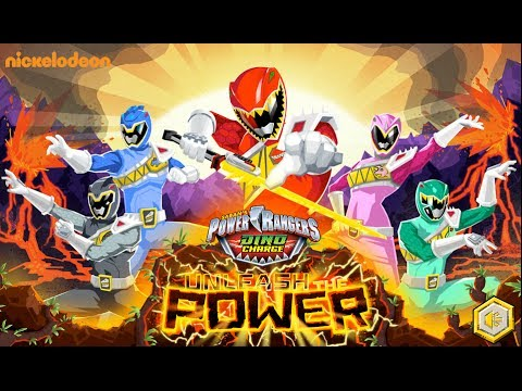 Video POWER RANGERS Dino CHARGE Unleash The POWER 5 Nickelodeon GERTIT download in MP3, 3GP, MP4, WEBM, AVI, FLV January 2017
