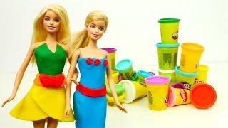 Video Kız oyunları - Barbie giydirme oyunu. Play Doh hamurdan kuklalar için kıyafet yapıyoruz! MP3, 3GP, MP4, WEBM, AVI, FLV November 2017
