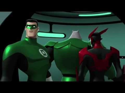 "DC Nation - Green Lantern Animated Series Episode 4 ""Into The Abyss‰"" (Clip 1)"
