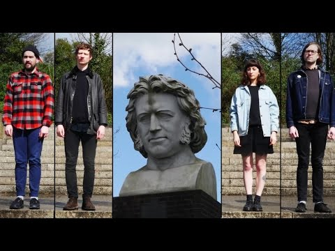 Watch Sauna Youth's new video for 'Transmitters'
