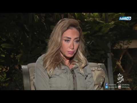 ريم البارودي: كنت الوسيط بين أحمد سعد وسمية الخشاب