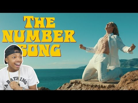 Logan Paul - THE NUMBER SONG (Official Music Video) prod. by Franke Reaction