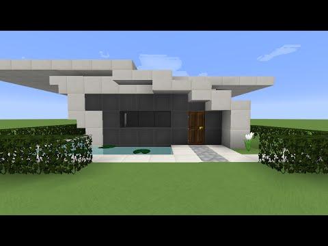 Maison Minecraft Moderne. Cool Deco Maison Minecraft Cool ...