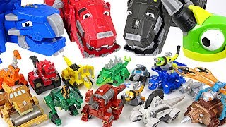 Video Dinotrux have so many tiny friends! 15 mini dinotrux appeared!! - DuDuPopTOY MP3, 3GP, MP4, WEBM, AVI, FLV Juli 2018