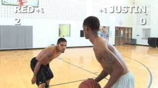 1 On 1 Basketball (Red Vs Justin)