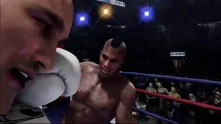 --READ THE DESCRIPTION FOR DETAILS--- I DO NOT PICK THE WINNER -What if: Sergey Kovalev vs Adonis StevensonI used the game Fight Night Champion on Xbox360. The rules are simple. I put the difficulty in ''Greatest of all time'' then the two AI fight each other ONE TIME ONLY. I record the fight, make some highlights then put it online.Here are the stats for each boxer that i used.(Scale of 20)Sergey KovalevJab Head: 20Straight Head: 18Left hook head:16Right hook Head: 20Left Uppercut Head: 12Right Uppercut Head: 13Jab Body: 15Straight Body: 15Left Hook Body: 10Right Hook Body: 13Left Uppercut Body: 10Right Uppercut Body: 10Combinations: 15Blocking: 20Head Movement: 16Chin: 18Heart: 18Adonis StevensonJab Head: 15Straight Head: 20Left hook head: 18Right hook Head: 11Left Uppercut Head: 16Right Uppercut Head: 11Jab Body: 11Straight Body: 16Left Hook Body: 18Right Hook Body: 12Left Uppercut Body: 15Right Uppercut Body: 12Combinations: 15Blocking: 16Head Movement: 18Chin: 15Heart: 18Hope you like it, I really enjoy making this.Music: Auracle music,Stand and fightMusic #2: Into a dark dawn            Please EA make another boxing game