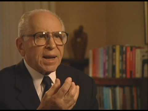 Psychiatrist Thomas Szasz, Iconic Champion for Liberty & Co-Founder of CCHR Passes Away at 92
