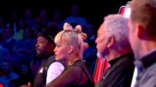 Liss United Kingdom  city photos gallery : Full Blind Audition 2015 : Liss Jones 'Dark Horse'- The Voice UK HD