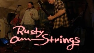 Video Rusty Strings - Balada o Bílém ptáku (live 1.4.2017)