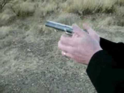 Colt Mark IV Stainless Steel 1911