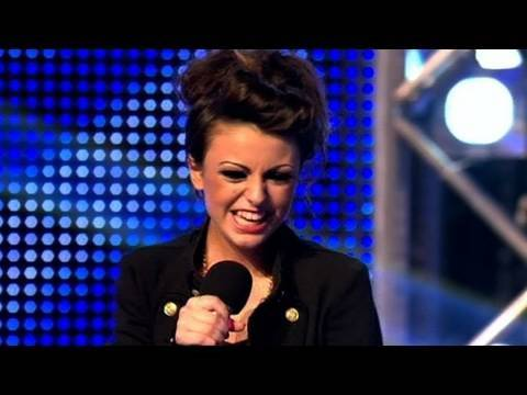 Cher Lloyd's X Factor Audition (Full Version) - itv.com/xfactor