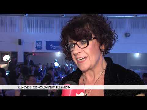 TVS: Kunovice - Československý ples