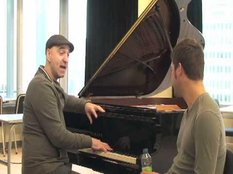 *Chet Doxas interviews Steve Amirault*
