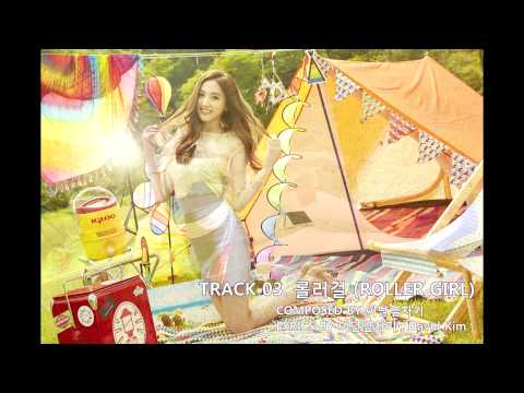 highlight - 베스티 첫 번째 미니앨범 'Hot Baby' 하이라이트 영상 BESTie 1st Mini Album 'Hot Baby' Highlight Medley 2014.07.28 발매.