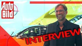 Jürgen Klopp im Interview (2019: IAA - Auto - Messe by Auto Bild