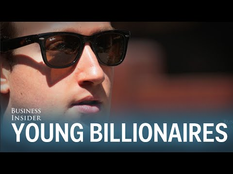 RICHEST BILLIONAIRES UNDER 35