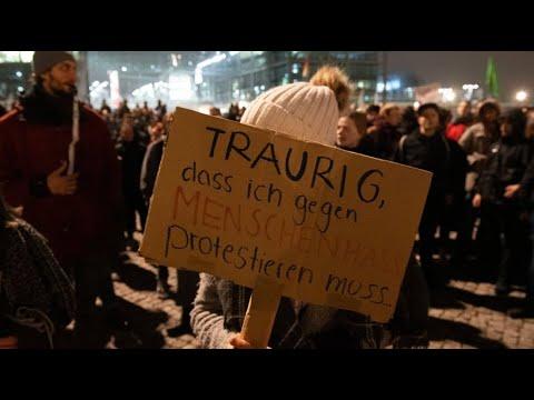 Berlin: Rechtsradikale Bewegung