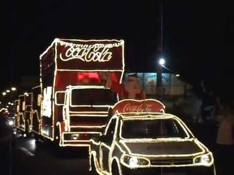 Coca Cola Abre a Felicidade em:Araraquara