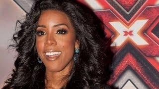 KELLY ROWLAND REPLACING BRITNEY SPEARS ON ''X FACTOR' USA?