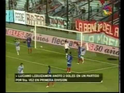 Todos los goles de Luciano Leguizamon en Arsenal De Sarandi Parte 2