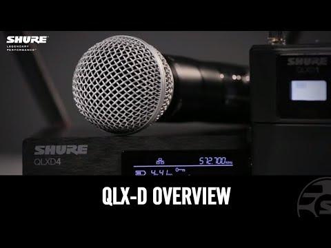 Shure QLXD24E/KSM9 K51