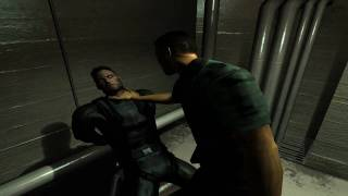 Saving Fisher (Splinter Cell Chaos Theory)