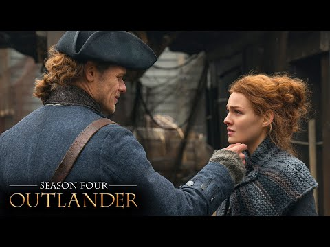 Jamie and Brianna's First Encounter | Outlander