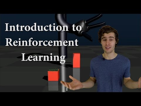 An introduction to Reinforcement Learning (видео)