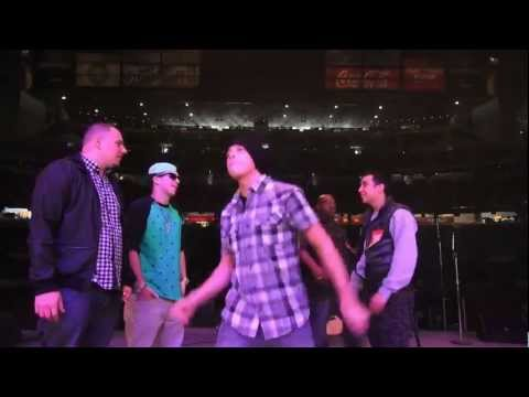 HARLEM SHAKE Austin Mahone & Crew  @ Houston Rodeo Mahomie Fanatics