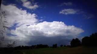 Thunderhead--Time lapse!