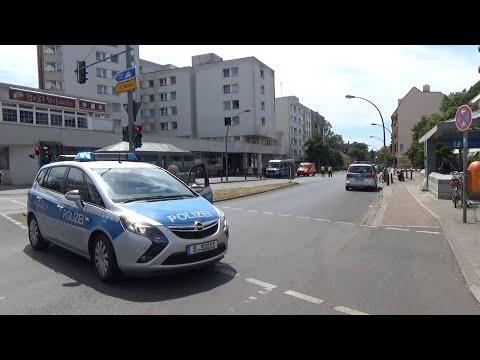 Stundenlanger Polizeieinsatz nach Bombendrohung an Berl ...