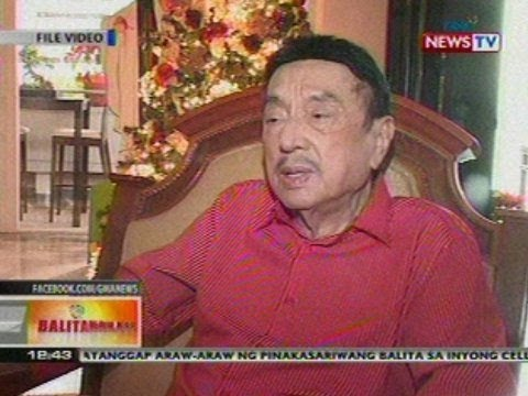 BT: Comedy King Dolphy, bumubiti na ang lagay ayon kay Eric Quizon