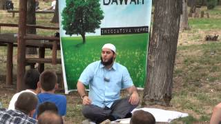Pse e pranoj plaku Gjerman Islamin? (Ngjarje e  Vërtetë) - Hoxhë Abil Veseli
