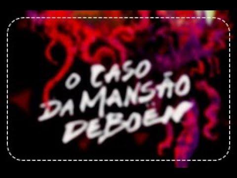 BOOKS || O Caso da Mansão Deboën (Edgar Cantero)