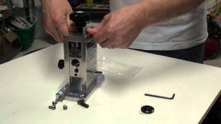 Changing the Blade on Your StripMeister Automatic Wire Stripping Machine